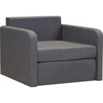 Кресло-кровать Шарм-Дизайн Бит серый
