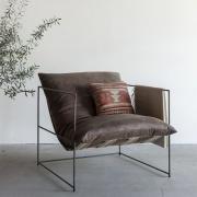 Кожаное Кресло Tinton Ткань