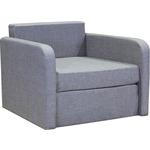Кресло-кровать Шарм-Дизайн Бит светло-серый