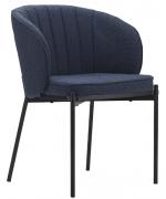 Кресло Coral, Berg темно-синее