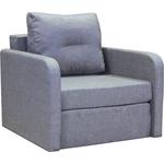 Кресло-кровать Шарм-Дизайн Бит-2 светло-серый