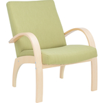 Кресло для отдыха Мебель Импэкс Денди натуральное дерево ткань Melva 33