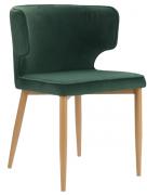 Кресло Berg Martin, Berg зеленое