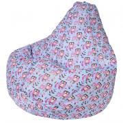Кресло Мешок Груша Совы (Оксфорд) (L, Классический)