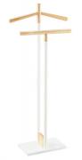 Вешалка напольная Laficara, 111 см, белая Berg