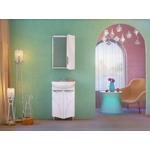 Мебель для ванной Raval Folle 50 напольная, белая