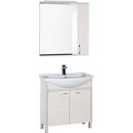 Мебель для ванной Aquanet Донна 80 белый дуб