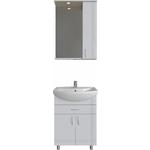 Мебель для ванной Sanstar Вольга 60 белая