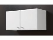 Шкаф навесной горизонтальный Норта АСТОР 06 60 белый