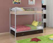 Двухъярусная кровать Севилья-3 с ящиком