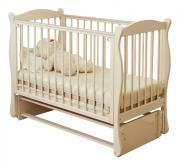 Кровать Noony Wood Simple слоновая кость