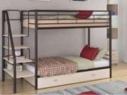 Двухъярусная кровать Толедо - Я (с ящиком)