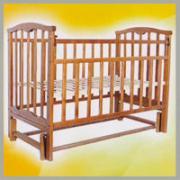 """Кровать детская 120*60 """"Золушка-5"""" (маятн. продольный)"""