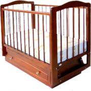 Можгинский Лесокомбинат Кровать детская деревянная «Ксюша» (г. Можга)
