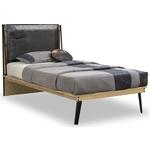 Кровать Cilek Wood metal line 120x200 20.69.1304.00
