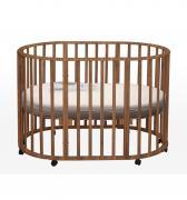 Круглая кроватка Daka Baby Genesis Gallileo 3 в 1