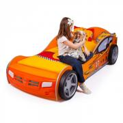 Подростковая кровать ABC-King машина Champion 160x90 см