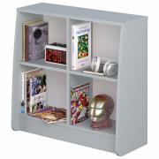 Стеллаж для кровати-чердака Polini kids Marvel 4105 Железный человек, серый