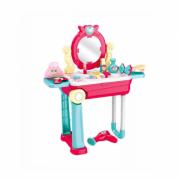 Косметический комод для девочек (Розовый)