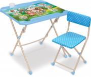 Ника Комплект детской мебели Кто чей малыш? КНД4