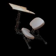Ортопедический стул-парта Takasima Талантум-газлифт для здоровой осанки