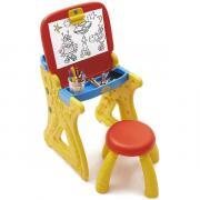 Парта-мольберт со стульчиком Grow'n Up 5013