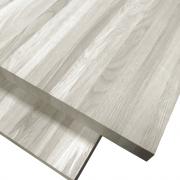 Мебельные щиты из дуба ( узкая ламель ) Цельноламельные