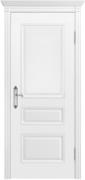 Межкомнатная дверь Трио В1 Цвет:эмаль белая Тип:глухая