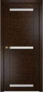 Межкомнатная дверь Оникс Тектон 3 Цвет:Пангар Остекление:Сатинат белый