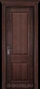 Дверь Verona 4 массив дуба DSW махагон глухая