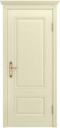 Межкомнатная дверь Аккорд В1 Цвет:эмаль слоновая кость Тип:глухая