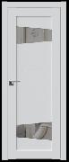 Дверь ProfilDoors Серия U модель 2.84U Цвет:Аляска Остекление:Прозрачное