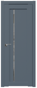 Дверь ProfilDoors Серия U модель 2.70U Цвет:Антрацит Остекление:Прозрачное