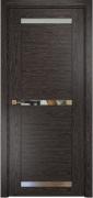 Межкомнатная дверь Оникс Тектон 3 Цвет:Тангентальный абрикос Остекление:Прозрачное