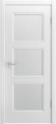 Межкомнатная дверь Bellini 333 Цвет:эмаль белая Тип:с 3 стеклами