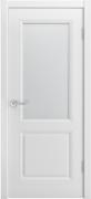 Межкомнатная дверь Bellini 222 Цвет:эмаль белая Тип:со стеклом
