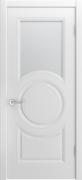 Межкомнатная дверь Bellini 888 Цвет:эмаль белая Тип:с 1 стеклом