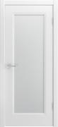 Межкомнатная дверь Bellini 111 Цвет:эмаль белая Тип:со стеклом