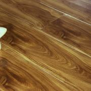 Ламинат Mostflooring High Glossy Дуб Светло-коричневый 12/34 (Oak Light Brown) (11902)
