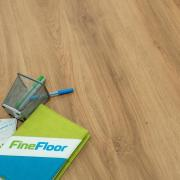 Напольные покрытия Виниловый ламинат Fine Floor - Wood Дуб Орхус (FF-1509)
