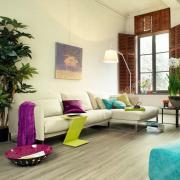 Напольные покрытия Виниловый ламинат Fine Floor - Wood Венге Биоко (FF-1563)