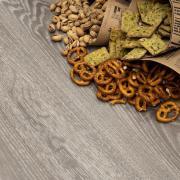 Напольные покрытия Виниловый ламинат Fine Floor - Wood Дуб Бран (FF-1516)