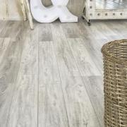 Напольные покрытия Виниловый ламинат Alpine Floor - Intense Белый лес