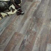 Напольные покрытия Виниловый ламинат Fine Floor - Wood Дуб Этна (FF-1518)