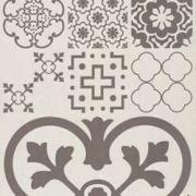 Пробковый пол Granorte (Гранорте) Vita Decor Retile brown 910 x 300 x 10,5 мм (замковый, арт. 5305002) керамический лак Weartop Armour
