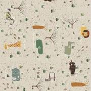 Пробковый пол Corkstyle (Коркстайл) Fantasy Animals 915 x 305 x 6 мм (клеевой) предлакировка