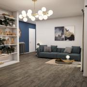 DB 118-80NL Питтсбург Wonderful Vinyl Floor Broadway 2,5 мм