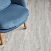 Кварцвиниловая плитка Alpine Floor ECO6-8 Секвойя Снежная