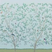 Панно Little Greene National Trust Papers Belton Scenic - Pavillion 0245BSPAVI