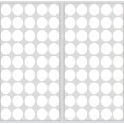 Мерцающие точки набор светящихся в темноте наклеек на стену ROOMMATES RMK2792SCS